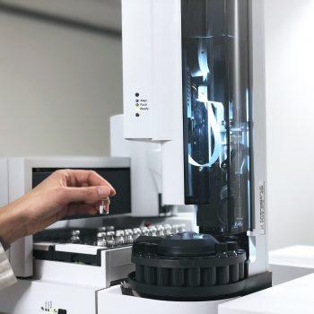 Gaschromatographie zur Lebensmittelanalyse
