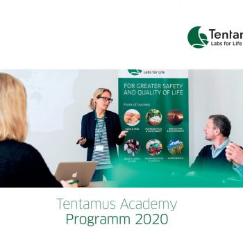 Tentamus Academy 2020