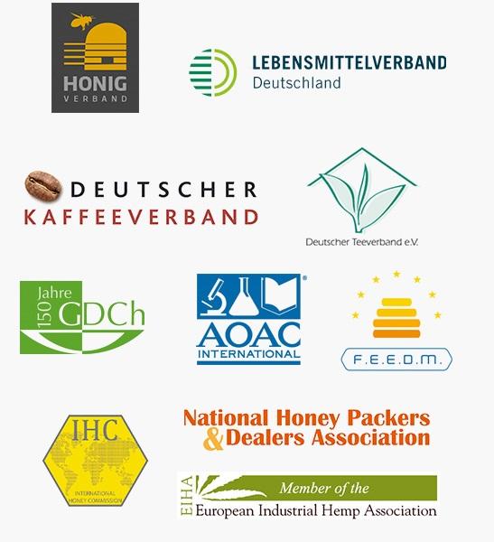 Cooperaciones y membresías de la QSI con asociaciones y federaciones