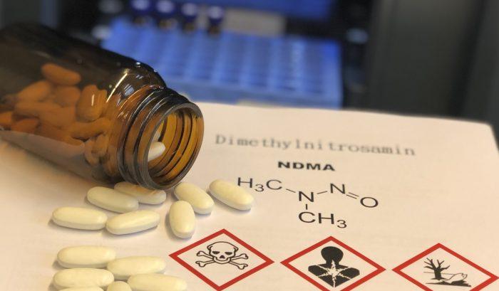 Analysis of Nitrosamines in drugs